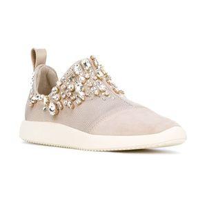 Giuseppe Zanotti Women's Gemma Crystal Sneaker